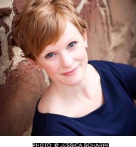 Meet Author Karen Cleveland.